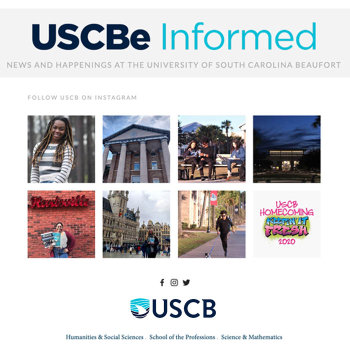 USCB News and Happenings